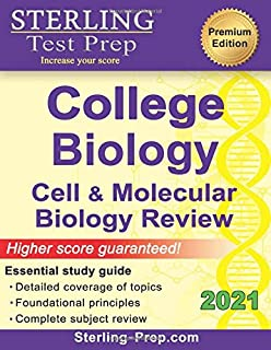 Sterling Test Prep College Biology: Cell and Molecular Biology Review