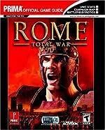 Rome Total War - Prima Official Game Guide de Prima Temp Authors