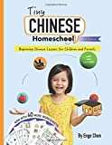 Tiny Chinese Homeschool: Vol. 1: Beginning Chinese Lessons for Children and Parents