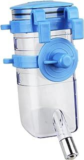 Clobeau Pet Water Bottle Dog Cat Puppy Water Drinking Fountains Hanging No Drip Chew Proof Rabbit Dog Water Dispenser Dog ...