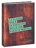 Franco Cosimo Panini 53532 7 In Condotta Agenda, Scritta Azzurra