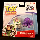 Disney Toy Story 3 Pack de Amigos - Buzz Lightyear and Stretch...