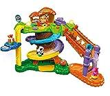 Vtech 80-510904 ZoomiZooz - Casa de árboles, Animales de bebé, Multicolor