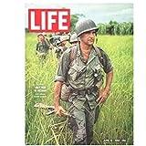 Life Magazine Cover Poster zeigt Vietnam WAR Soldaten