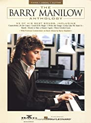 The Barry Manilow Anthology Pvg