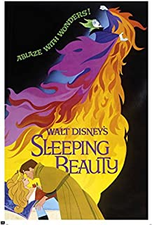 Sleeping Beauty - Classic Walt Disney Movie Poster/Print (1959 Regular Style) (Size: 24 inches x 36 inches)