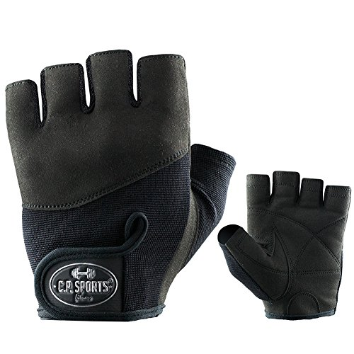 Iron-Handschuh Komfort F7-1 Gr.M - Fitness-Handschuhe, Trainings Handschuhe CP Sports