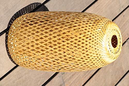 suspension en bambous - 28cm