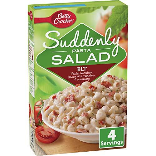 Betty Crocker Suddenly BLT Pasta Salad Mix, 7.3 oz (Pack of 12)