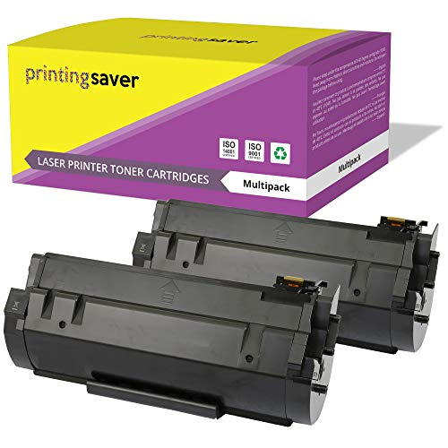 Printing Saver 2x BLACK compatible toners for DELL B2360, B2360d, B2360dn, B3460, B3460dn, B3465, B3465dnf printers