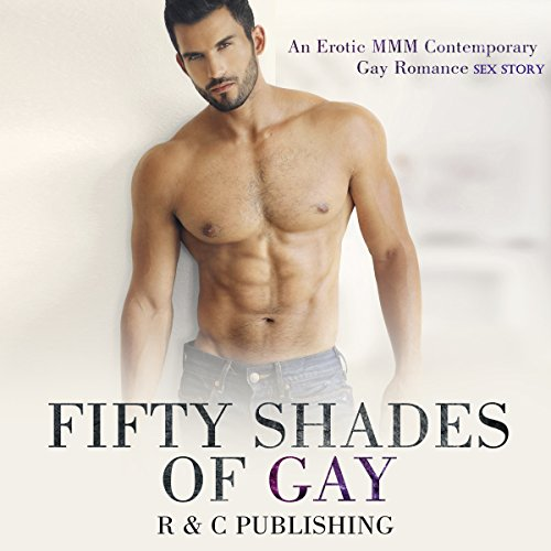 Fifty Shades of Gay audiobook cover art