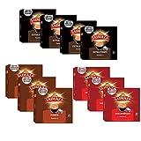Saimaza Surtido de Café Expreso Cápsulas - Cápsulas de café de aluminio compatibles con máquinas Nespresso® - 10 Paquetes (200 porciones)