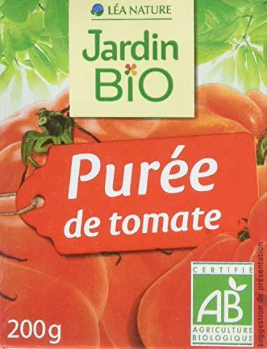 JBE Purée de Tomate sans sel ajouté