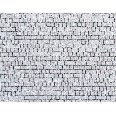 Faller 170646 - Placa de adoquines Cuadrados (480 x 350 mm) [Importado de Alemania]