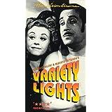 Variety Lights [VHS]
