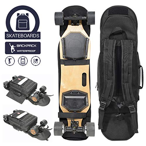1. Premium Electric Skateboard & Longboard with Remote Controller