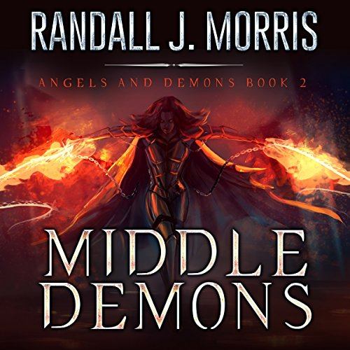 Middle Demons audiobook cover art