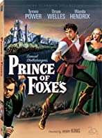 Prince of Foxes [DVD] [Import]