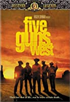 Five Guns West [DVD] [Import]