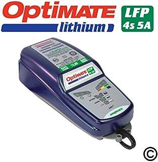 Optimate Lithium Batterieladegerät   speziell für Lithium Ionen Akkus von Tecmate