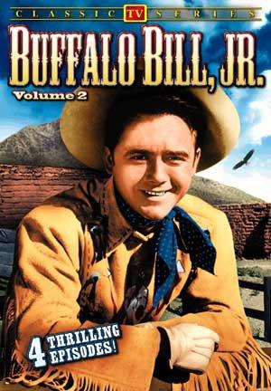 Buffalo Bill Jr Vol 2 The Black Ghost