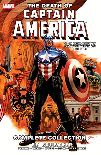 Download Captain America The Death Of Captain America By Ed Brubaker