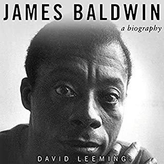 James Baldwin cover art