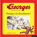 Georges Tome 1 - Panique à la chocolaterie !