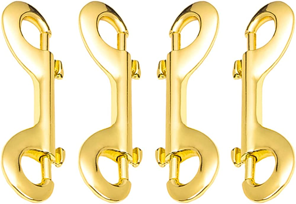 Xihuimay Many Ranking TOP7 popular brands Pack of 4 Double Ended Bolt Alloy 3.5