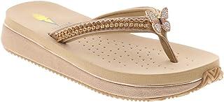 Women's Thong Wedge Sandal