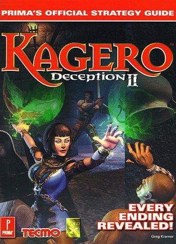 Kagero - Deception II: Strategy Guide