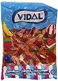 Vidal - Ositos Brillo - Caramelo de Goma, Surtido, 1000 Gramos