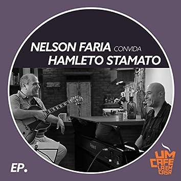 Nelson Faria Convida Hamleto Stamato. Um Café Lá Em Casa Nf060