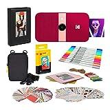 KODAK Smile Cámara Digital Impresión Instantánea con...