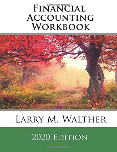 Image OfFinancial Accounting Workbook 2020 Edition