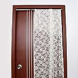 Barras de cortina, barras de cortina para ventanas en la entrada del baño,...