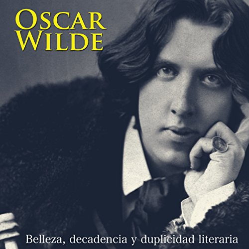 Oscar Wilde [Spanish Edition] copertina