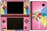 Princess Ariel Jasmine Belle Game Skin for Nintendo DSi XL Console by Skinhub