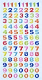 Creapop SOFTY-Stickers Zahlen, bunt 3451117