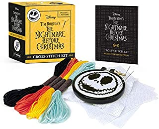 Disney Tim Burton's The Nightmare Before Christmas Cross-Stitch Kit
