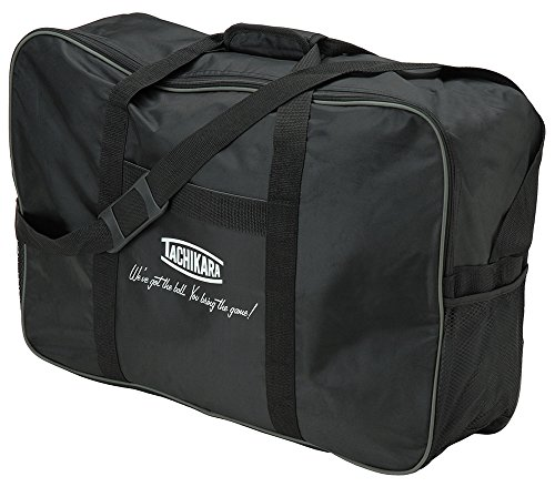 Tachikara TV6 Nylon Volleyball Carry Bag (Black)
