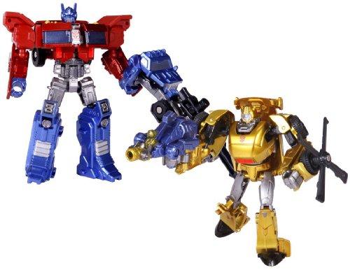 TAKARA TOMY Transformers Generations TG-24 Optimus Prime & Bumblebee