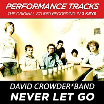 Never Let Go (Performance Tracks) - EP