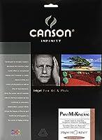 Canson Infinity PMK Printmaking Rag Fine Art Paper 8.5X11 【Creative Arts】 [並行輸入品]