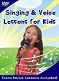 Singing & Voice Lessons for Kids plus Bonus Music Lessons