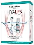 Beautylines Hyalips Boost System, perfekter Schmollmund in wenigen Minuten, volle und sinnliche...