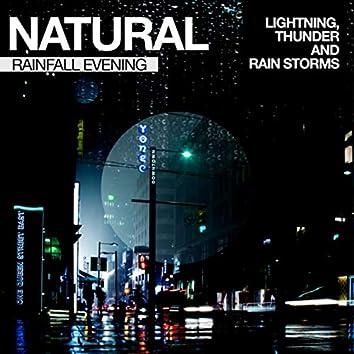 Natural Rainfall Evening