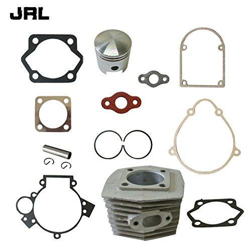 JRL cilinder, zuiger en afdichtingen voor 80 cc motor