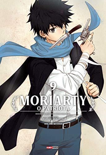 Moriarty O Patriota Vol. 9