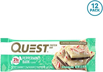 12-Pack Quest Nutrition Protein Bar